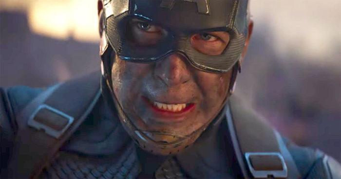 Captain America devait finir décapité au départ dans Avengers Endgame