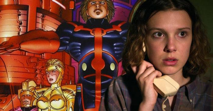 Millie Bobby Brown pourrait faire partie du prochain film Marvel The Eternals