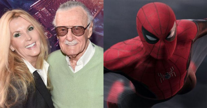 La fille de Stan Lee s'attaque à Marvel concernant l'affaire Spider-Man avec Sony