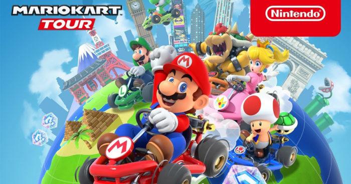 Une bande-annonce et une date de sortie pour Mario Kart Tour sur mobile