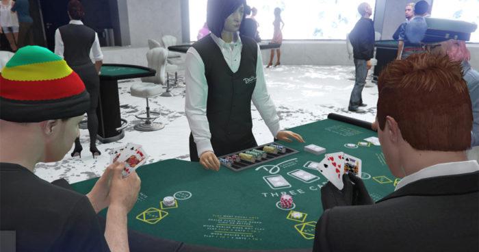 L'ouverture du casino de GTA online a provoqué un nombre de connexion record sur le jeu