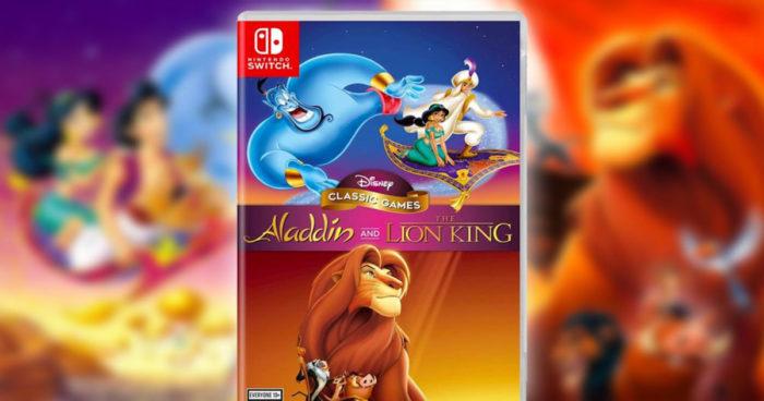 Les jeux Aladdin et Le Roi Lion sorti dans les années 1990 bientôt disponibles en remaster