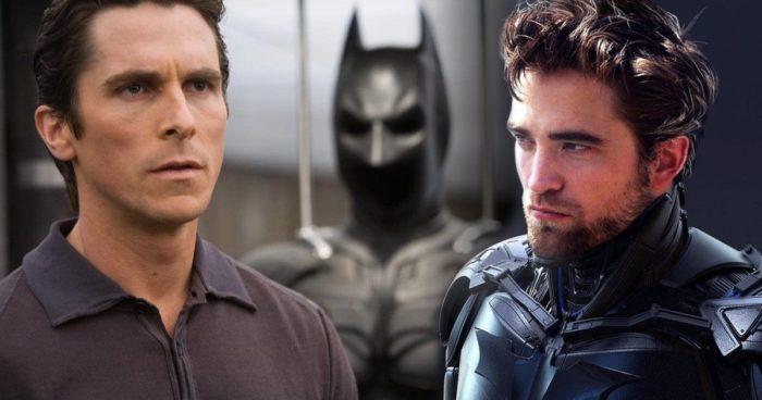 Christian Bale donne son opinion concernant le choix de Robert Pattinson en Batman