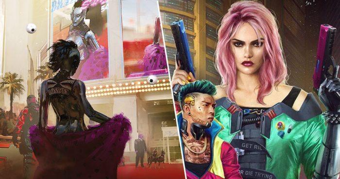 Toutes les cinématiques de Cyberpunk 2077 seront en first-person, incluant les scènes de sexe