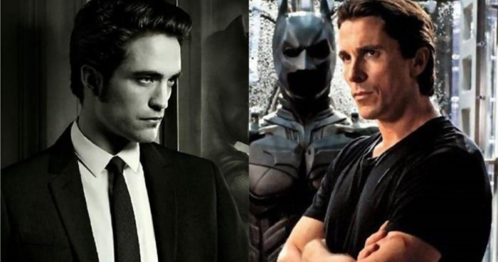 Christian Bale prend encore une fois la défense de Robert Pattinson en Batman