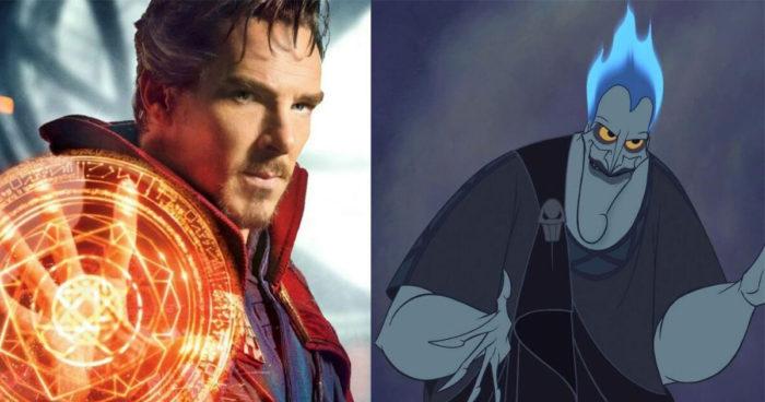Benedict Cumberbatch pourrait jouer le rôle d'Hadès dans le live action Hercule