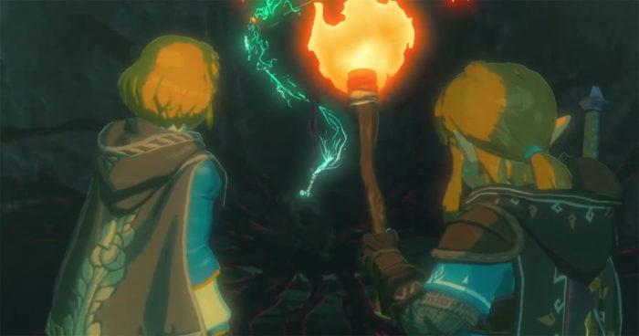 Nintendo a l'intention de faire mieux que le premier jeu avec Zelda: Breath of the Wild 2