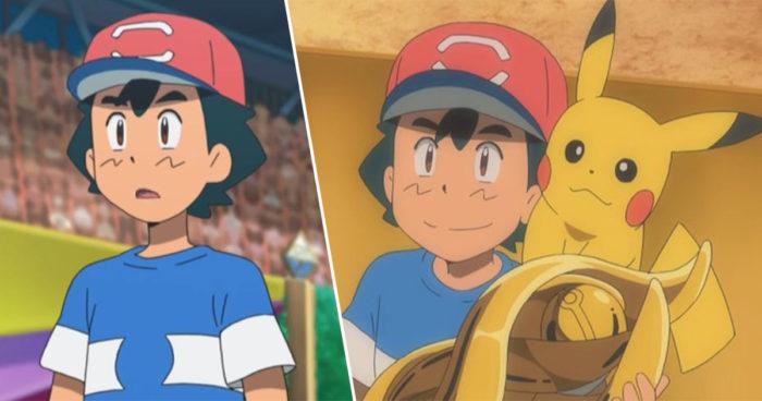 Après 22 ans d'échec, Ash a enfin gagné la ligue Pokémon
