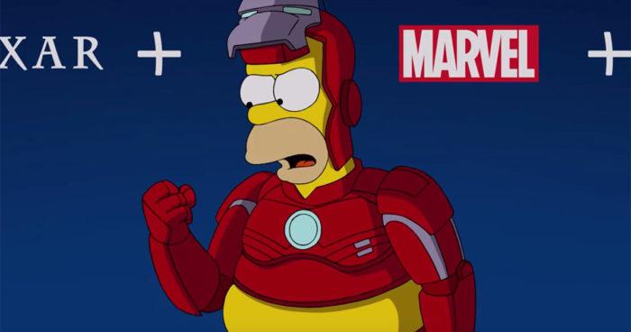 Les 30 saisons des Simpsons seront disponibles sur Disney+