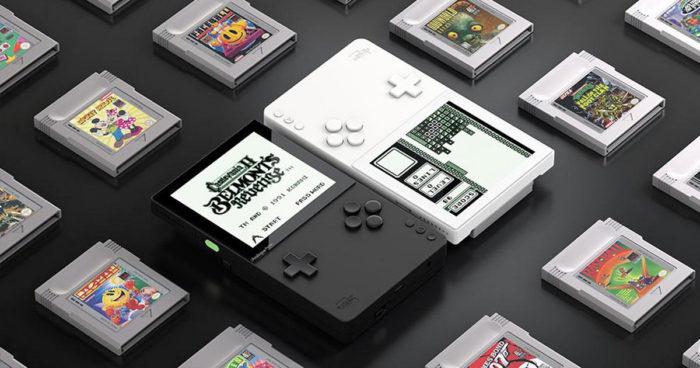 Analogue Pocket: La console portable qui permet de jouer avec toutes les cartouches Game Boy