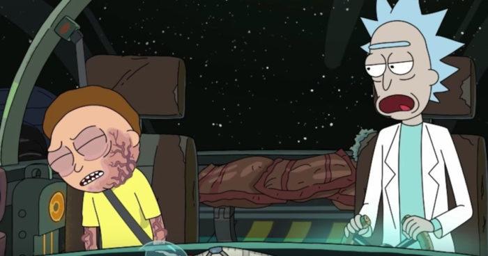Une première bande-annonce pour la saison 4 de Rick & Morty