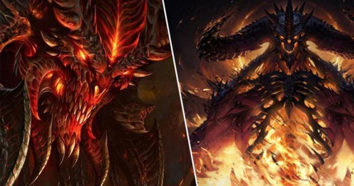 Diablo 4: Le jeu aurait été annoncé par accident dans un artbook