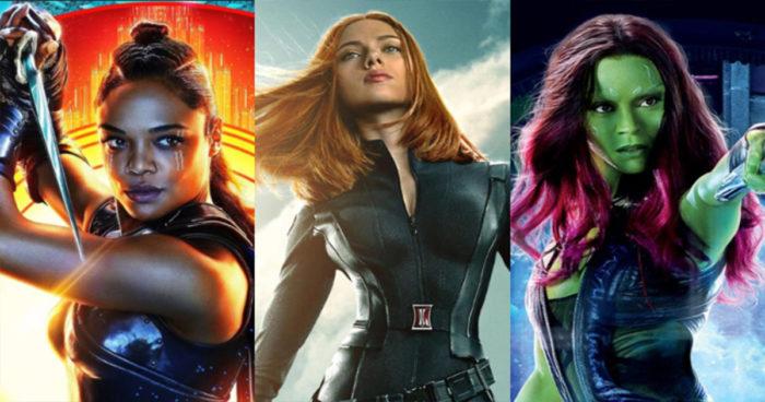 Les actrices de Marvel veulent un film Avengers 100% féminin