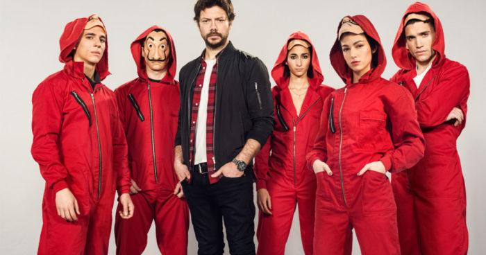 Netflix vient de commander une saison 5 et 6 pour La Casa de Papel