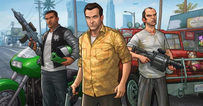 Take-Two explique pourquoi il n'y a pas encore de film GTA