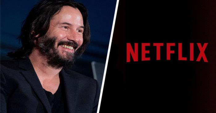 Netflix prépare un film de super-héros d'un nouveau genre avec Keanu Reeves