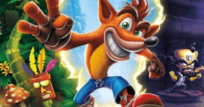 Un film d'animation Crash Bandicoot serait en préparation chez Sony