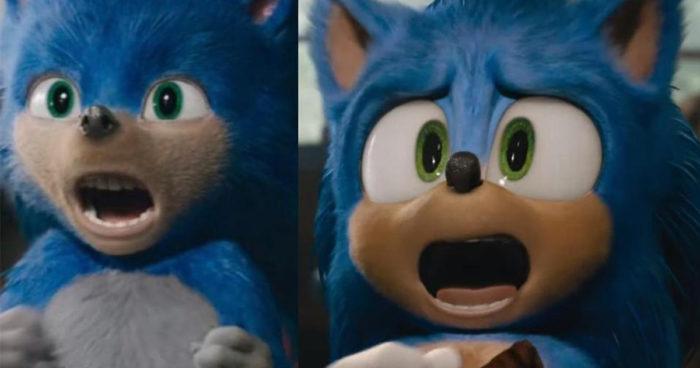 Une nouvelle bande-annonce et un nouveau look pour le film Sonic