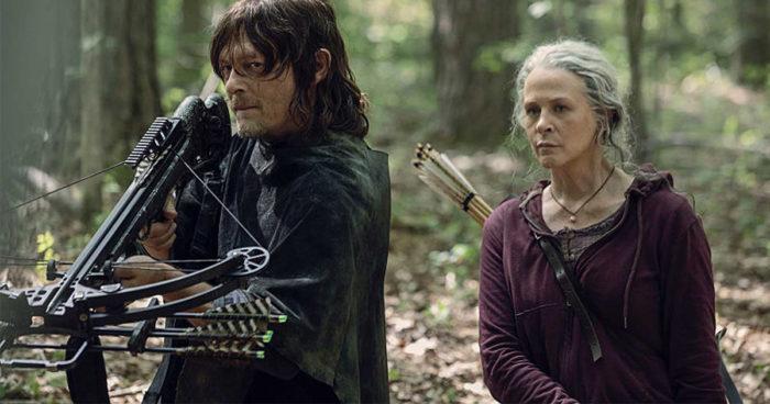 The Walking Dead pourrait se terminer après la 12ième saison