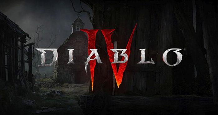 Une première bande-annonce gameplay pour Diablo 4