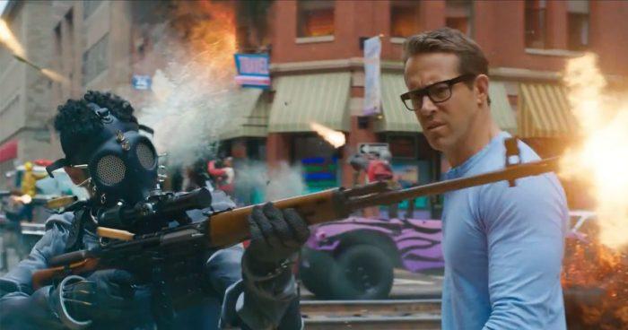 Free Player est le «film favori de tous ceux que j'ai faits» déclare Ryan Reynolds