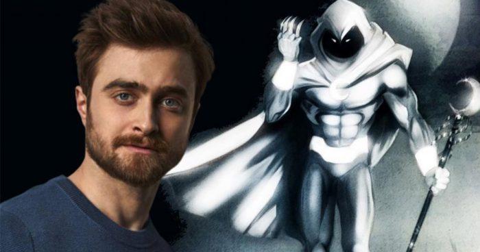 Daniel Radcliffe pourrait bientôt rejoindre le MCU en incarnant le personnage Moon Knight