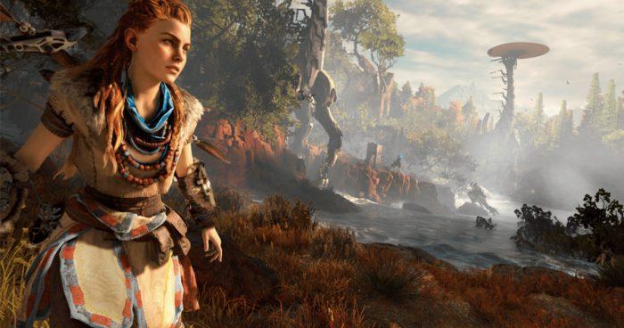 Les joueurs sur PC pourront bientôt jouer à l'exclusivité PS4 Horizon Zero Dawn