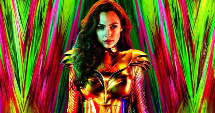 Un premier teaser pour Wonder Woman 1984