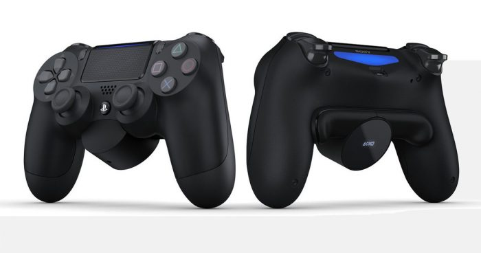 Sony dévoile un nouveau gadget qui permet d'ajouter des boutons à la Dualshock 4