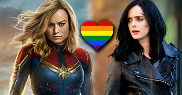 Carole Danvers en couple avec Jessica Jones dans Captain Marvel 2?