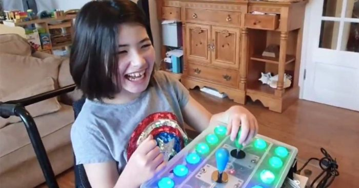 Il fabrique une manette adaptée pour que sa fille handicapée puisse jouer à Zelda sur Switch