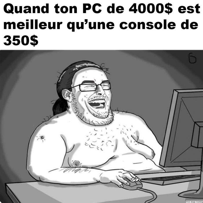 Ton PC de 4000$