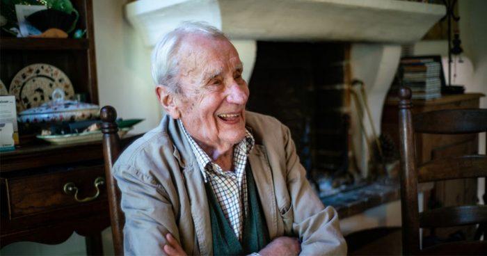 Christopher Tolkien, le fils de l'auteur du Seigneur des Anneaux, est décédé à l'âge de 95 ans