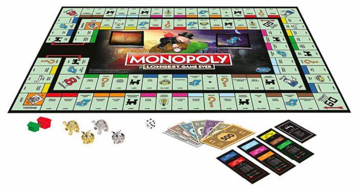 Monopoly lance une version du jeu avec un double plateau