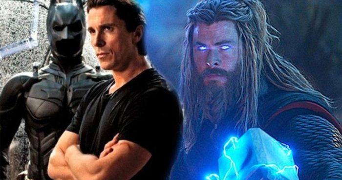 Christian Bale serait en discussion avec Marvel pour jouer dans Thor 4.