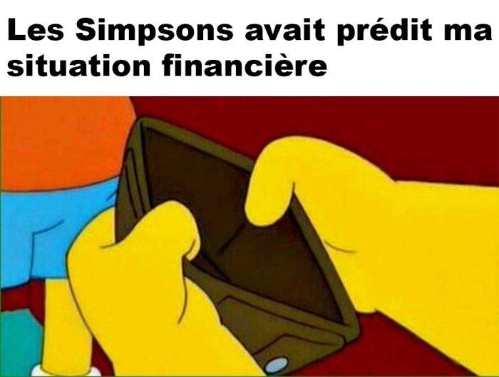 Ma situation financière