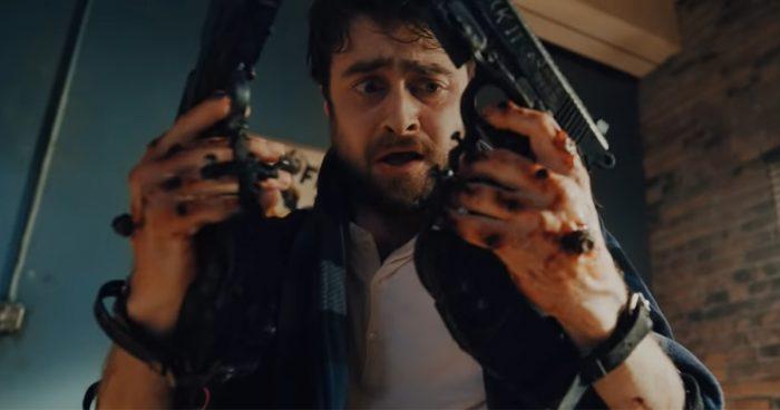 Guns Akimbo: Le trailer du film à la John Wick WTF version Mortal Kombat de Daniel Radcliffe