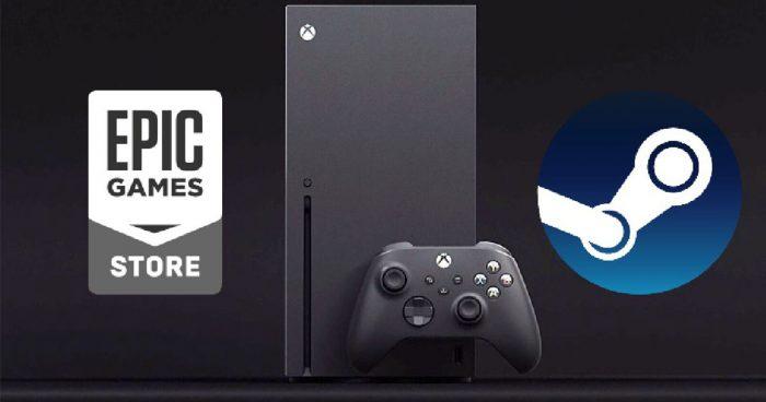 La Xbox Series X pourra jouer à des jeux Steam selon les dernières rumeurs