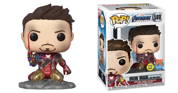 Funko Pop rend hommage à Tony Stark avec une figurine spéciale «I Am Iron Man»