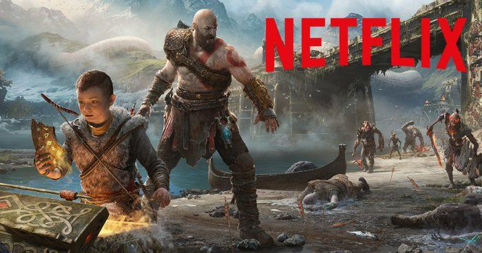 Cory Barlog est partant pour adapter God of War en série Netflix