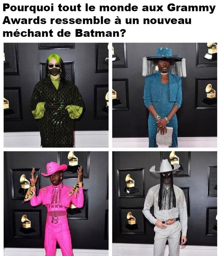 Les Grammy Awards