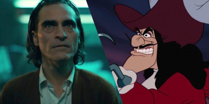 Disney veut avoir Joaquin Phoenix comme Capitaine Crochet pour le live-action de Peter Pan