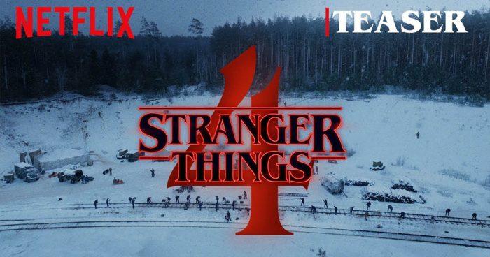 Un premier teaser pour la saison 4 de Stranger Things