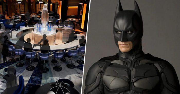 Un complexe de restaurant sur le thème de Batman va bientôt ouvrir à Londres