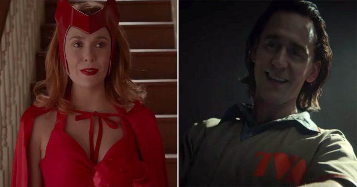 Marvel dévoile les premières images des séries Loki et Wandavision