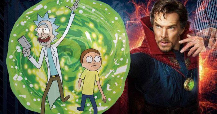 Marvel recrute le scénariste de Rick et Morty pour réécrire l'histoire de Doctor Strange 2