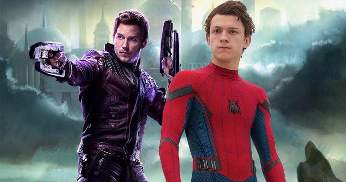 Chris Pratt et Tom Holland veulent réunir les Avengers pour faire une partie de Donjon & Dragons