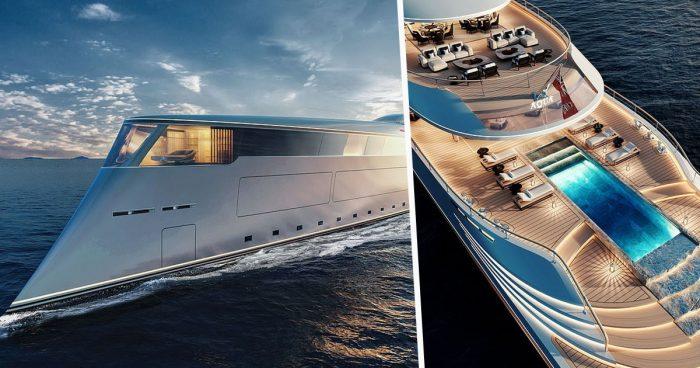 Bill Gates s'est acheté un Superyacht de 645 millions de dollars propulsé par l'hydrogène liquide