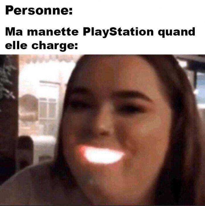 Ma manette PlayStation