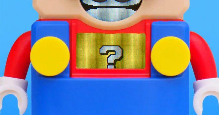 Un partenariat mystérieux se prépare entre Super Mario et LEGO